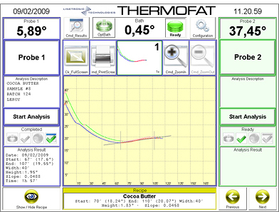Thermofat Sceenshot